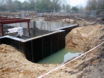 Грунтовые воды и их влияние на грунты основания
