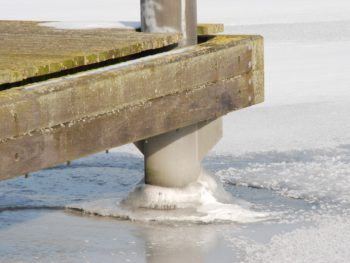 Меры борьбы с морозным пучением